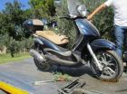 MOTOCICLO TIPO SCOOTER, MARCA PIAGGIO MODELLO BEVERLY